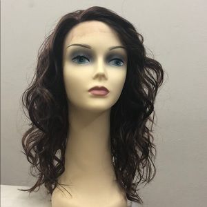 Dixie synthetic lace front wig New